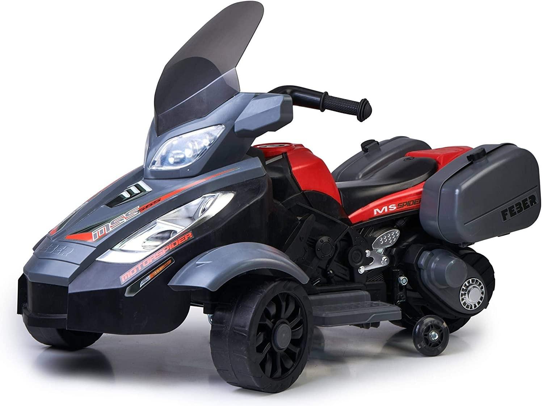 Moto Spider 12V Feber