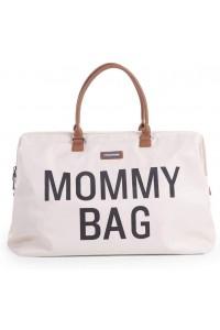 Bolso Mommy Bag Oxford Crema