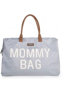 Bolso Mommy Bag Oxford Gris